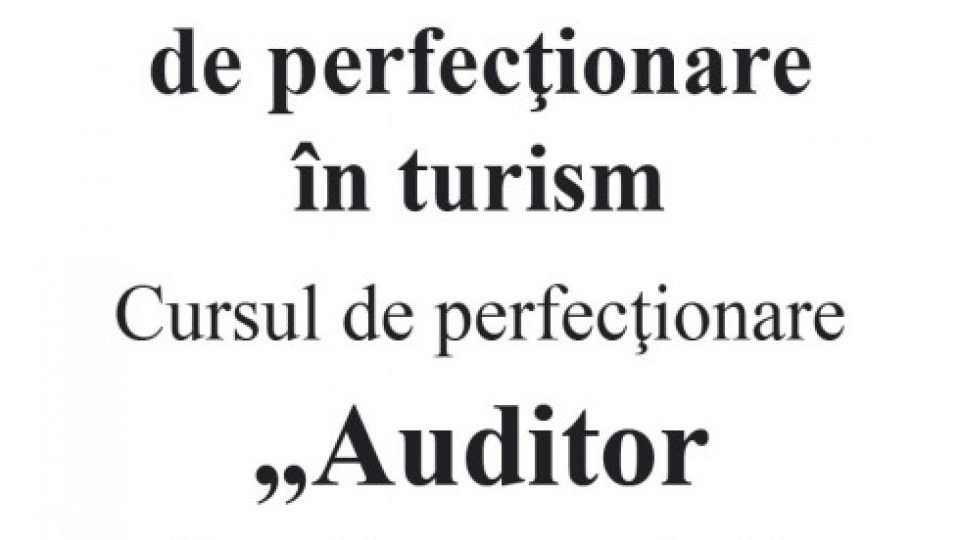 CeReRe_curs Auditor in domeniul calitatii