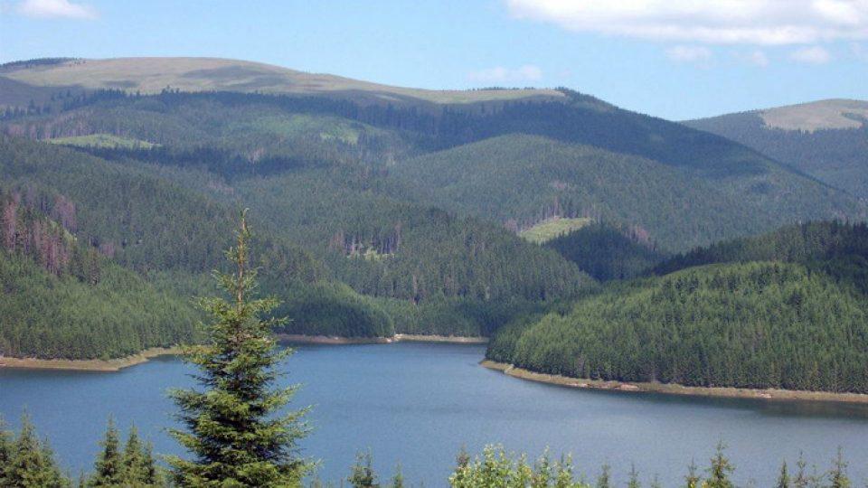 Lacul-Vidra